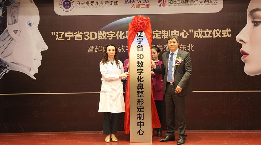 辽宁省3D数字化定制中心